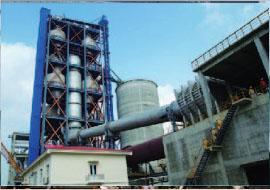 越南园林5000T/D水泥生产线项目